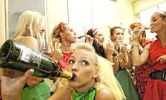 На бутылках с алкоголем появятся предупреждающие надписи