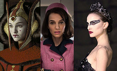 Не такая, как все: 10 невероятных образов Натали Портман