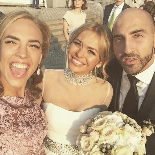 Анна Хилькевич вышла замуж фото