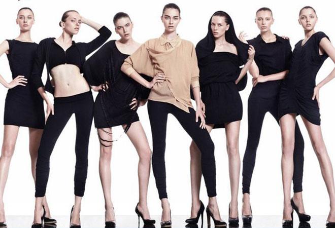 Конкурс начинающих моделей в Саратове