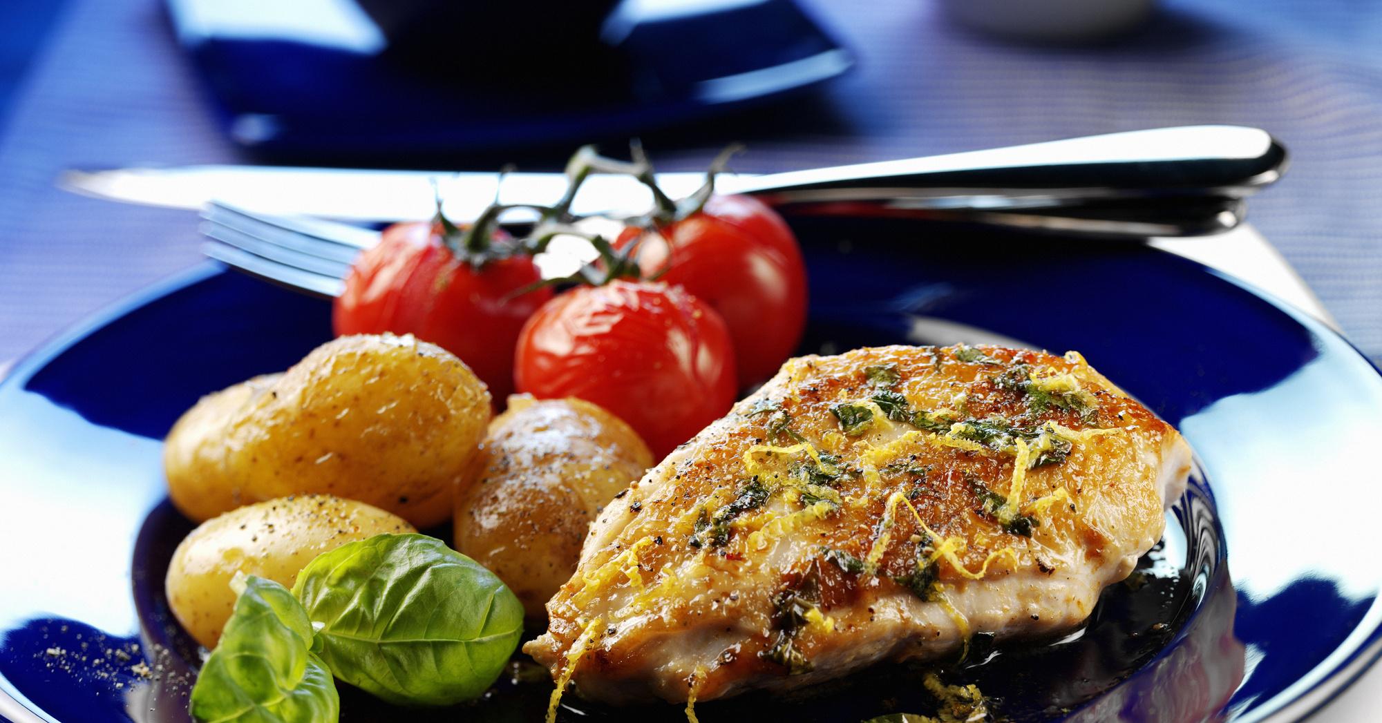 Грудки куриные с сыром и помидорами в духовке рецепт пошаговый