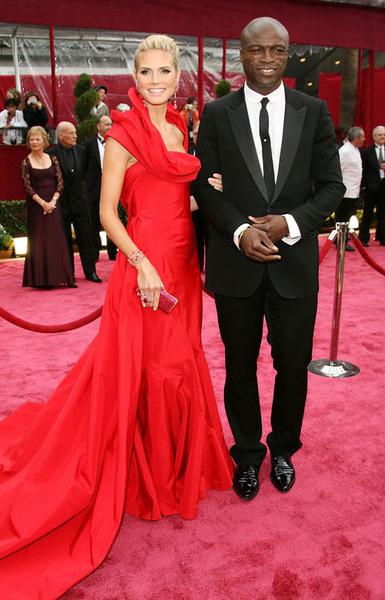 Хайди Клум с супругом Силом