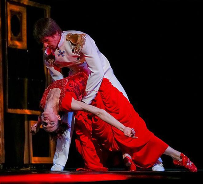 театр, балет, «Страсть»