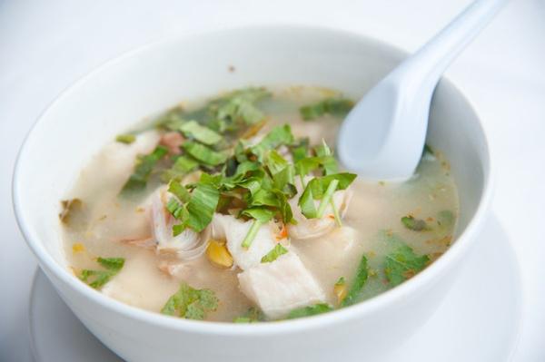 Как варить суп из судака