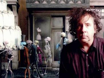 """Тим Бертон (Tim Burton) экранизирует """"Пиноккио"""""""