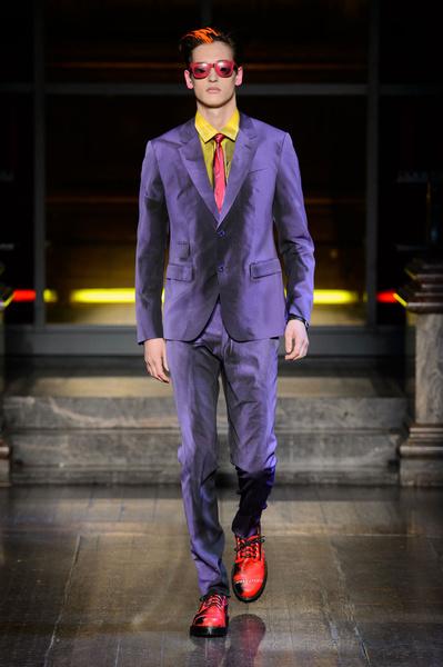 Неделя мужской моды в Лондоне: главные показы | галерея [2] фото [10]