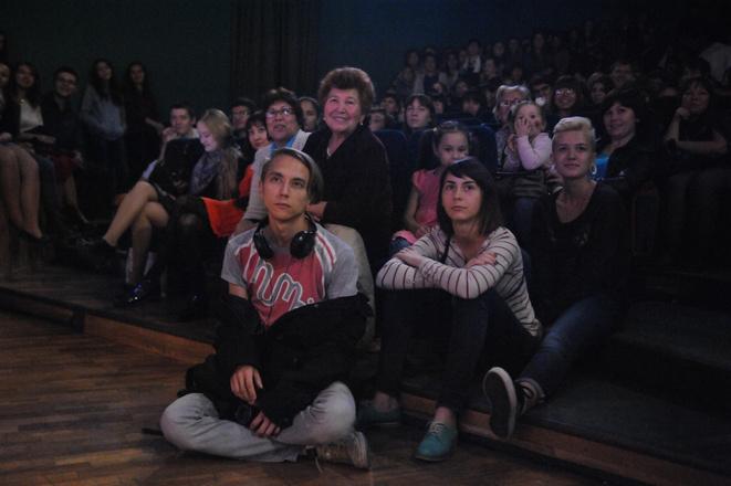 «Театральная ночь» в Уфе