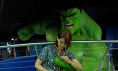 В Музее мадам Тюссо появились супергерои