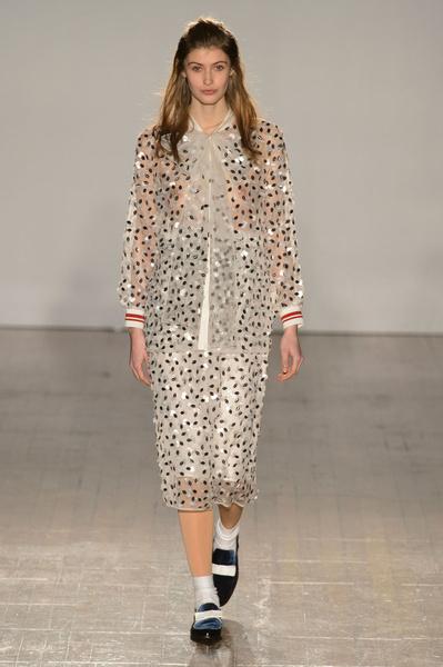 Неделя моды в Лондоне: 21 февраля | галерея [3] фото [3]