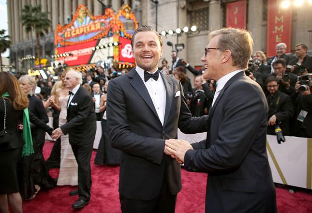 Леонардо Ди Каприо не дали «Оскар»