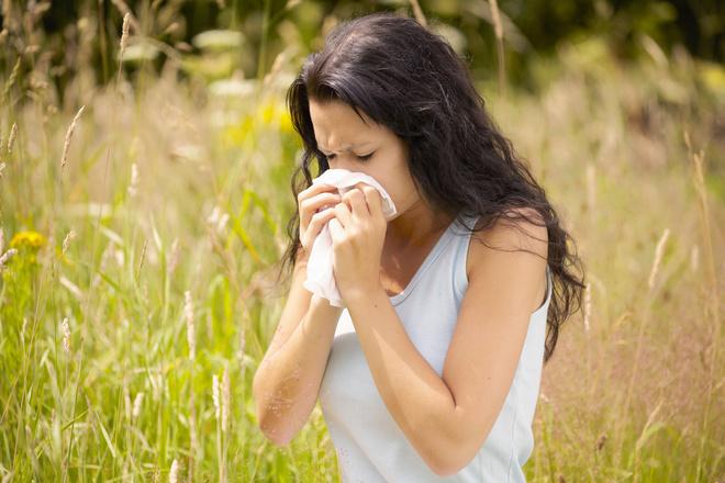 ингаляции при аллергии на амброзию