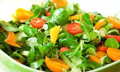 5 простых салатов из овощей