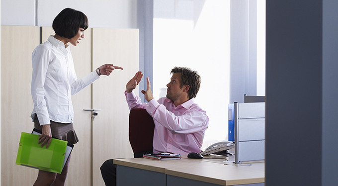 Conflict at work: how to get out of it with honor