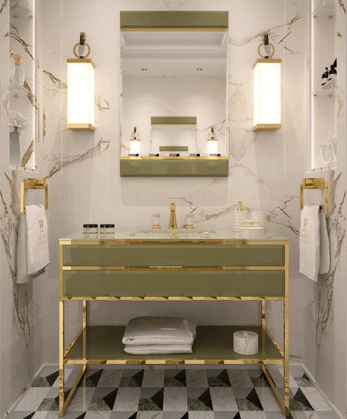 Новая коллекция мебели для ванной Academy от Oasis   галерея [1] фото [3]