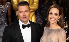 Джоли и Питт переедут жить в Лондон