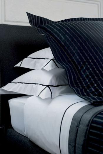 Постельное белье Taylor, Yves Delorme, салоны Yves Delorme.