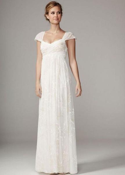 Свадебные платья для беременных невест | галерея [1] фото [9]