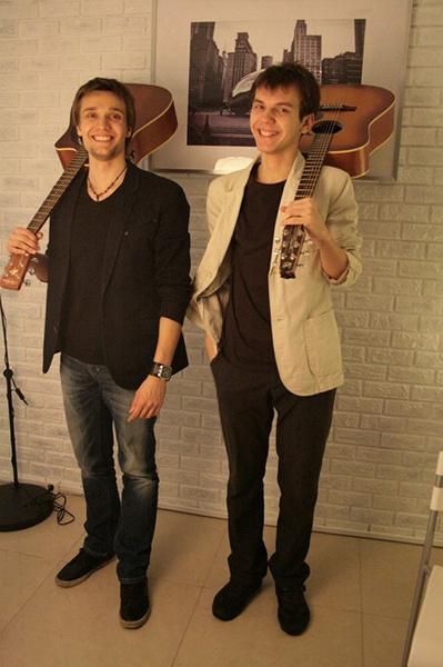 Ярушкин и Аксенов