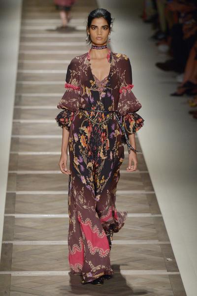 50 лучших платьев Недели моды в Милане | галерея [1] фото [42]