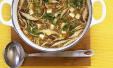Как приготовить суп с грибами шампиньонами и гречкой?