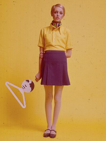 Твигги, 1967 год