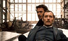 Джуд Лоу решил сняться еще в двух фильмах о Шерлоке Холмсе