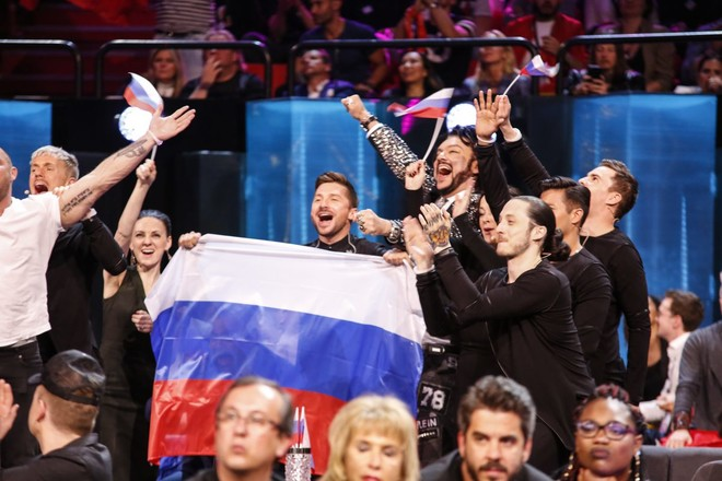 Сергей Лазарев, «Евровидение-2016»