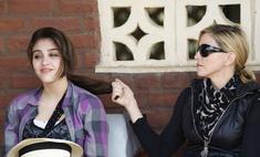 Мадонна: «Лурдес будет жить отдельно»