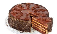 Украшения на торт с помощью кондитерского шприца