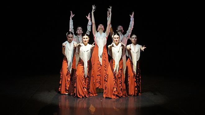 Международный фестиваль балетных школ