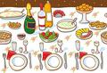 Шесть способов не съесть слишком много во время праздничного застолья