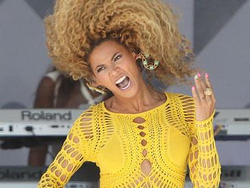 Бейонсе (Beyonce Knowles) хочет воплотить все идеи до рождения малыша