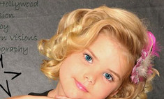 Шестилетняя королева красоты завязывает с конкурсами
