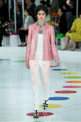 Показ круизной коллекции Chanel в Сеуле | галерея [1] фото [21]