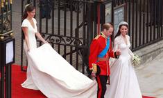 Выяснилось, как скрывали от мира создание свадебного платья Кейт Миддлтон
