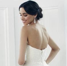 Самая красивая: правила свадебного макияжа и прически