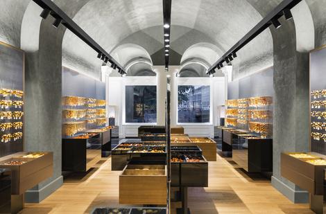 Открылся первый флагманский бутик Amber & Art в Санкт-Петербурге   галерея [1] фото [6]