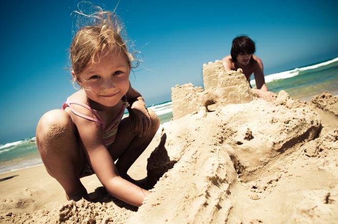 куда поехать с ребенком на море 2015
