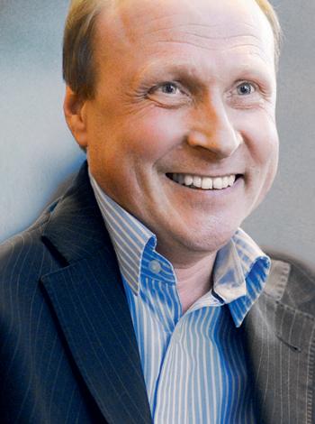 Владимир Толстой, директор музея-усадьбы