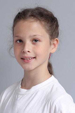 Мария Вялых, «Топ модель по-детски-2016», фото