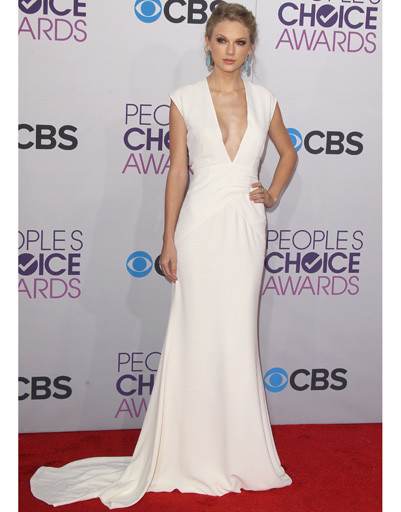Тейлор Свифт (Taylor Swift) на People's Choice Awards 2013