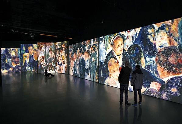 «От Моне до Сезана. Французские импрессионисты» в Ленэкспо