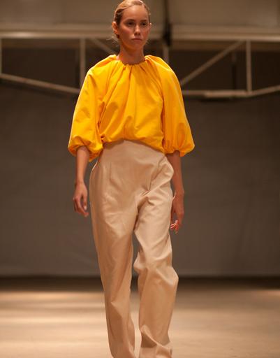 Cycles & Seasons - 2011: Показ Nina Donis весна-2012
