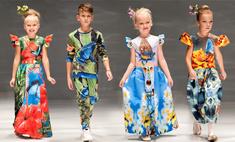 Эффект бабочки: в Петербурге показали моду будущей весны