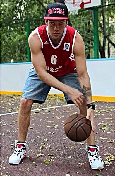 Александр Мартынов, баскетбольный клуб «Урал Екатеринбург», фото