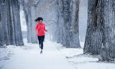 Бег в холода: 10 наивных вопросов