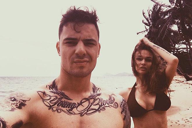 Алена Водонаева и Антон Коротков фото