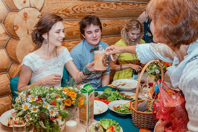 Наталья и Павел Погудины, свадьба
