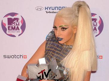 Дебютный аромат от Леди ГаГа (Lady GaGa) будет называться «Монстр»