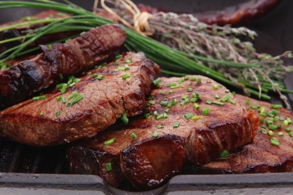 Мясо лося: рецепт приготовления